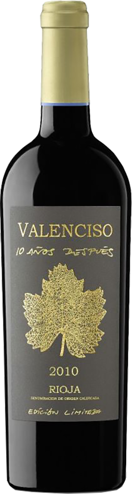 Valenciso Reserva 10 Anos Despues