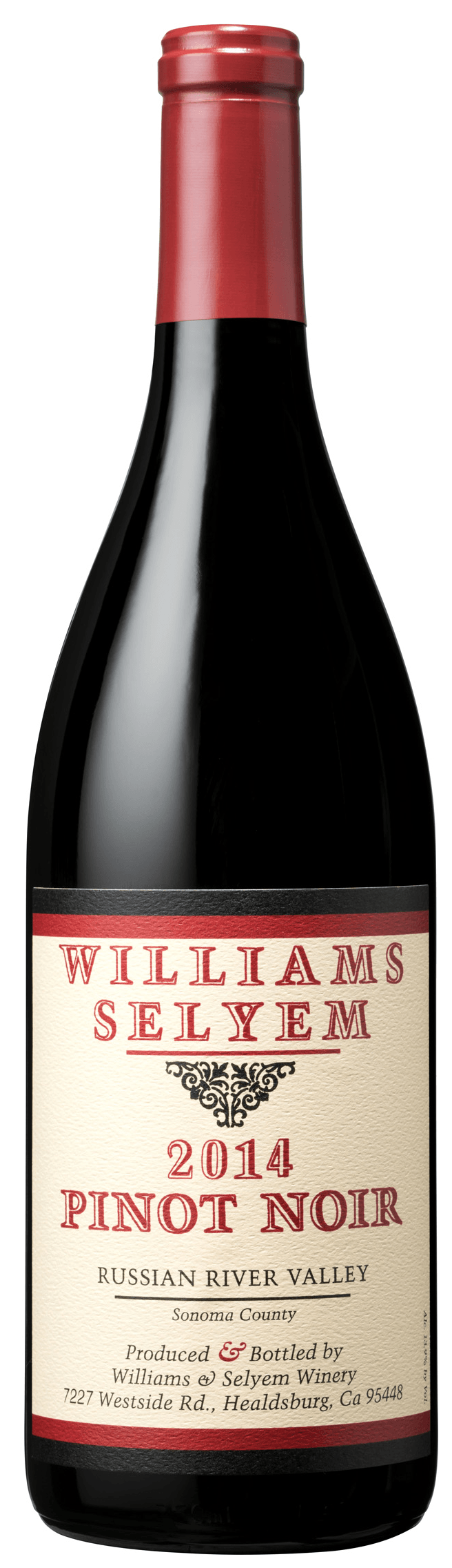 Williams Selyem Pinot Noir Russian River Valley