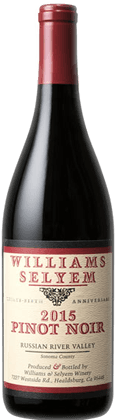 Williams Selyem Pinot Noir Russian River Valley 2015