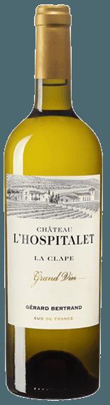 Chateau l'Hospitalet La Clape Grand Vin Blanc Gerard Bertrand