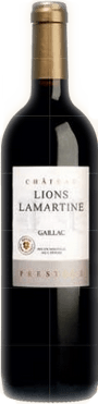 Chateau Lions Lamartine Gaillac Rouge