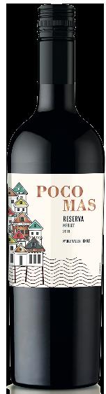 Poco Mas Reserva Merlot