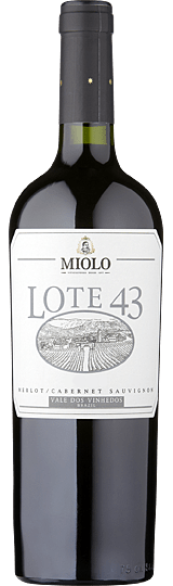 Miolo Family Vineyards Lote 43