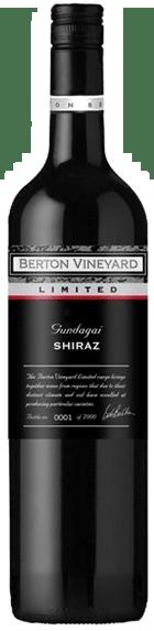 Berton Vineyard Limited Gundagai Shiraz