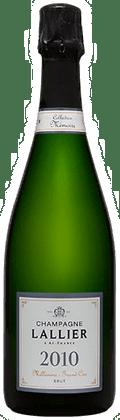 Champagne Lallier Grand Cru Vintage Brut