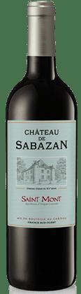Chateau de Sabazan St Mont Rouge