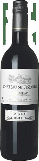 Chateau Des Eyssards Bergerac Rouge Merlot Cabernet Franc