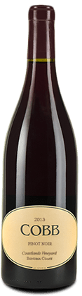 Cobb Coastlands Vineyard Pinot Noir 2013