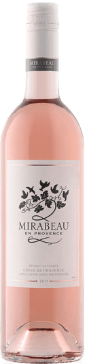 Mirabeau Cotes de Provence Rose
