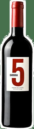 Damana 5 Ribera del Duero