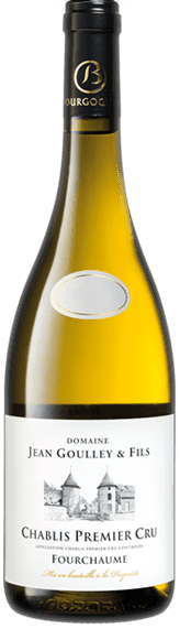 Domaine Jean Goulley Chablis 1er Cru Fourchaume