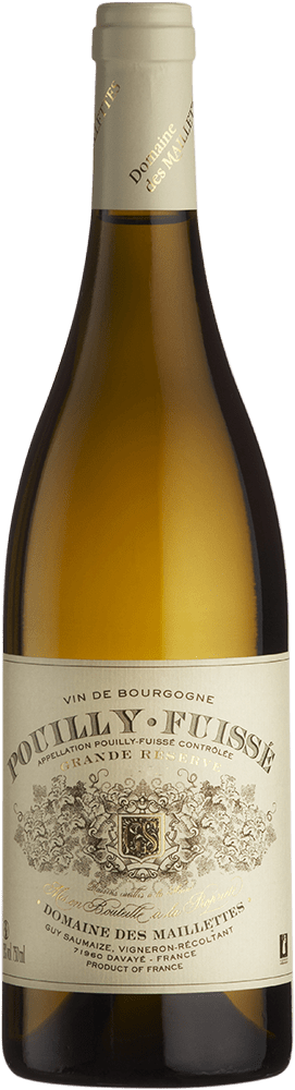 Domaine Guy Saumaize Pouilly Fuisse Grande Reserve