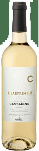 Domaine de Cassaigne Le Labryinthe Cotes de Gascogne Blanc