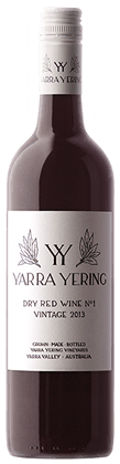 Yarra Yering Dry Red Wine No. 1