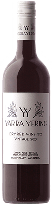 Yarra Yering Dry Red Wine No. 2