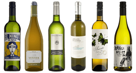 Easy-drinking & Approachable Whites Mixed Case