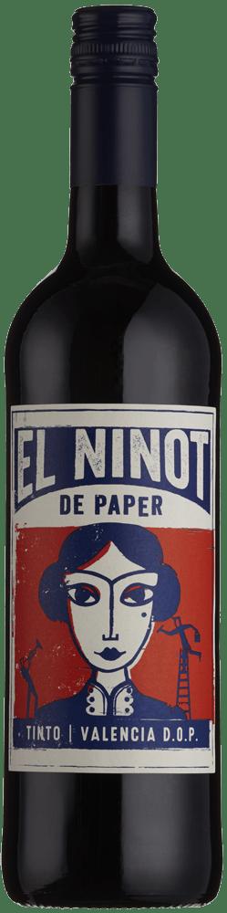 El Ninot de Paper Tinto