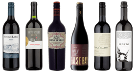 Gastro Pub and Bar Red Selection Mixed Case