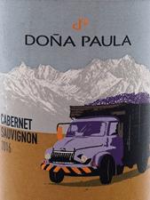 Gaucho Cabernet Sauvignon 2016 Vina Dona Paula