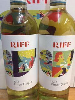 Riff Pinot Grigio Terra Alpina