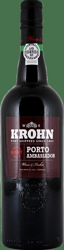 Krohn Ambassador Ruby