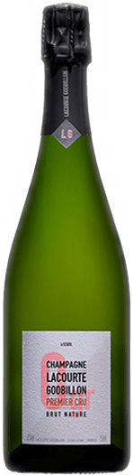 Champagne Lacourte-Godbillon Brut Nature NV