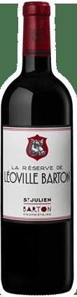 La Reserve de Leoville Barton Saint Julien
