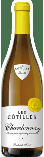 Les Cotilles Chardonnay Vin de France Roux