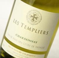 Les Templiers Chardonnay