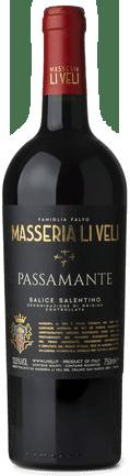 Li Veli Passamante Salice Salentino