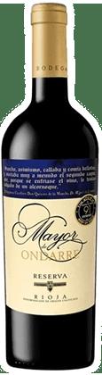 Mayor De Ondarre Rioja Reserva