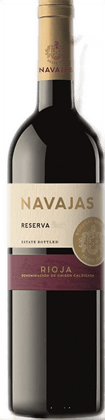 Bodegas Navajas Rioja Reserva