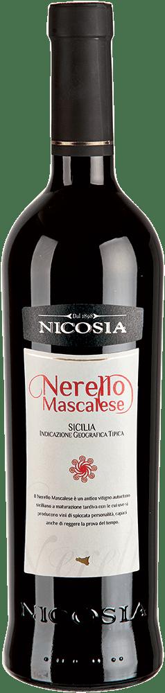 Nicosia Nerello Mascalese IGT Terre Siciliane