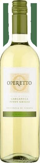 Operetto Garganega Pinot Grigio della Venezie
