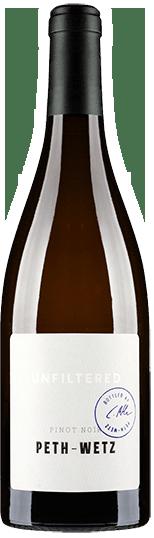 Peth Wetz Unfiltered Pinot Noir Rheinhessen