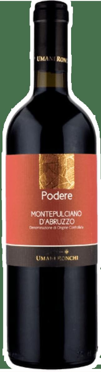 Umani Ronchi Podere Montepulciano d'Abruzzo