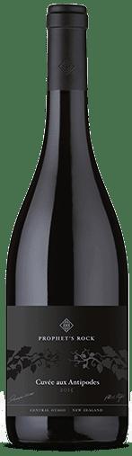 Prophets Rock Cuvee Aux Antipodes Pinot Noir