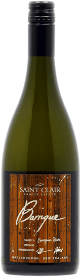 Saint Clair Barrique Marlborough Sauvignon Blanc