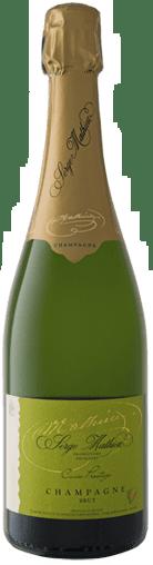 Serge Mathieu Champagne Cuvee Prestige Brut NV