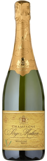 Serge Mathieu Champagne Tradition Brut NV