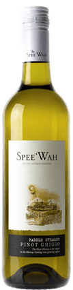 The Spee'wah Paddle Steamer Pinot Grigio