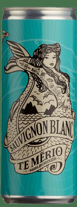 Te Merio Sauvignon Blanc 25cl Can
