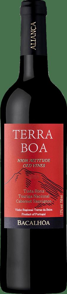 Terra Boa Old Vine Tinto Beiras Tinta Roriz Touriga Nacional & Cabernet Sauvignon