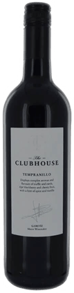 The Clubhouse Tempranillo Vino de Espana