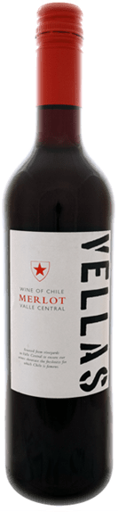 Vellas Merlot Central Valley Chile