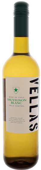 Vellas Sauvignon Blanc Valle Central