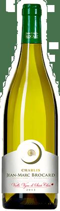 Jean-Marc Brocard Organic Chablis Vieilles Vignes de Sainte Claire