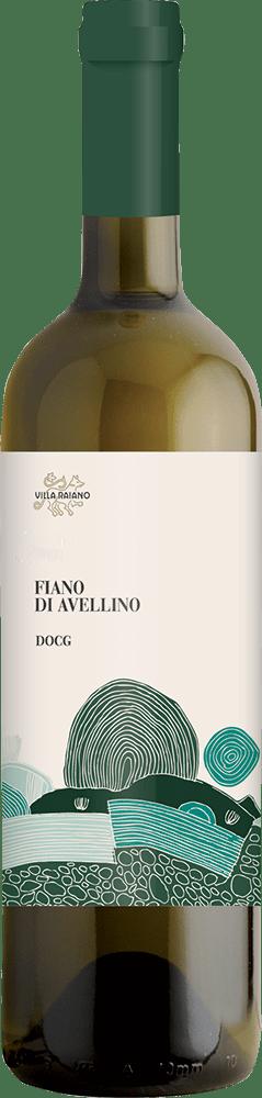 Villa Raiano Fiano di Avellino