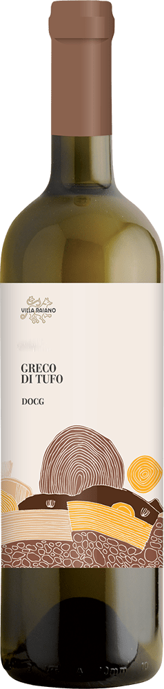 Villa Raiano Greco di Tufo DOCG