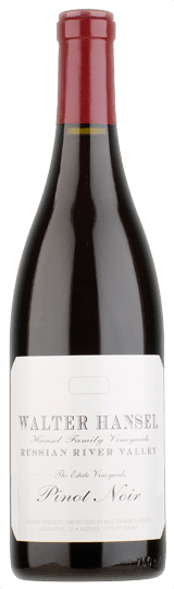 Walter Hansel Estate Pinot Noir